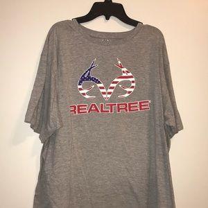 REALTREE tee shirt